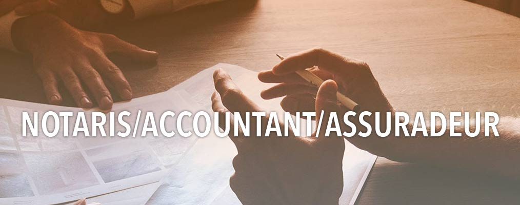 Notaris/Accountant/Assuradeur