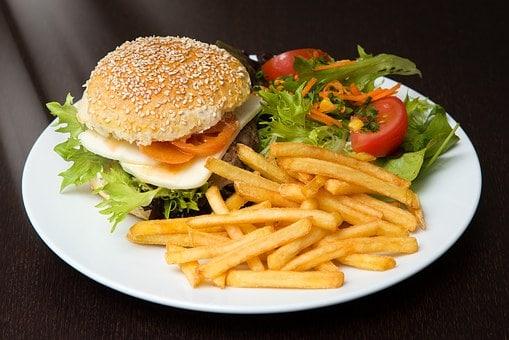 Franse hamburgers
