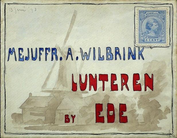 """Lustrumlezing: Wijnand Otto Jan Nieuwenkamp, 1874-1950 """"Alles voor de kunst"""" Ontwerper van uitkijktoren De Koepel en Villa d' Eekhorst"""